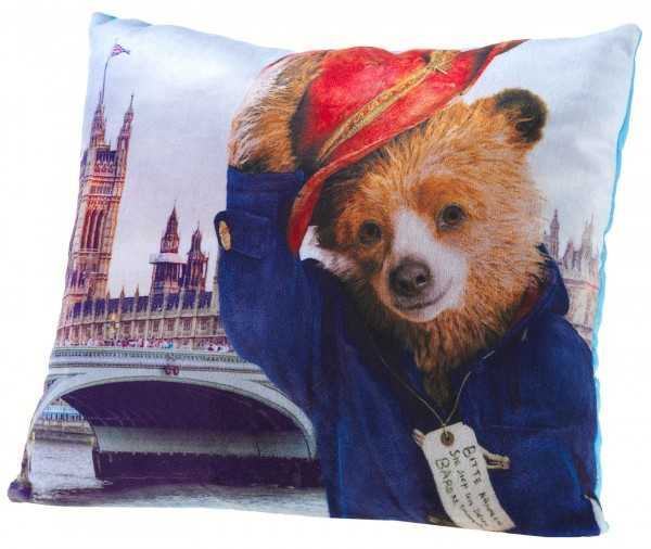 Heunec Paddington Bär Motivkissen in 25cm